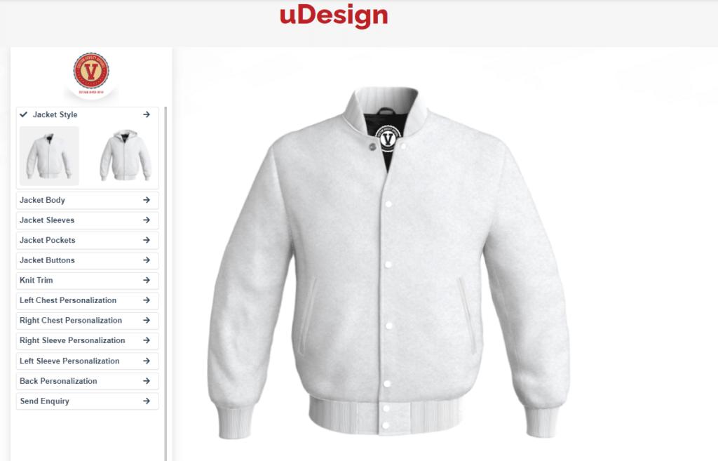 U Design Portal to Create Jersey